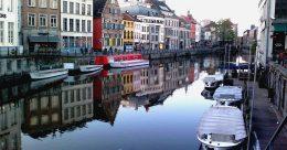 wandelen met je hond in Gent