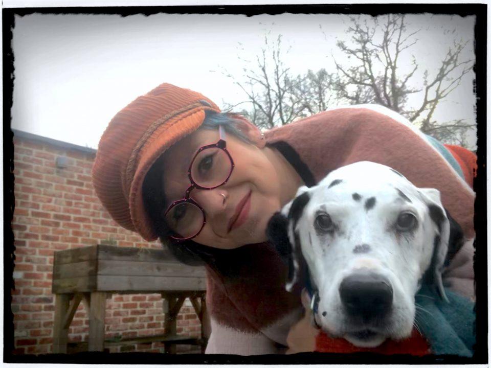 boek Een vlekkeloos hondenleven